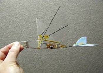 荣获2008全国大专非固定翼飞行器设计制作竞赛第二及